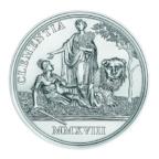 20 euro Autriche 2018 argent BE - Marie-Thérèse Revers