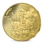 200 euro France 2018 or BU - La France Avers