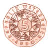 5 euro Autriche 2018 - Lapin de Pâques Avers