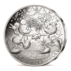 50 euro France 2018 silver - 14 July, French National Day Obverse