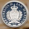 (EUR18.ComBU&BE.2013.500.BE.COM1.000000001) 5 euro Saint-Marin 2013 argent BE - Kennedy Avers
