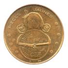 (FMED.Méd.souv.2006.CuAlNi1.sup.000000001) Jeton souvenir - Pièces jaunes Avers