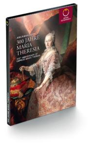 (MATMünzeÖ.Alb&feu.Alb.22650) Album collector Monnaie d'Autriche - Marie-Thérèse (fermé) (zoom)