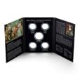 (MATMünzeÖ.Alb&feu.Alb.22650) Album collector Monnaie d'Autriche - Marie-Thérèse (ouvert)