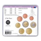 Mini-set BU France 2018 - Naissance fille Verso