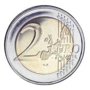 2 euro commémorative Finlande 2004 - Elargissement de l'UE Revers