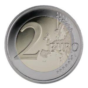 2 euro commémorative Finlande 2009 - Autonomie de la Finlande Revers