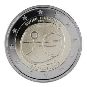 2 euro commémorative Finlande 2009 - EMU Avers