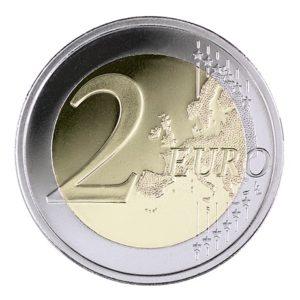 2 euro commémorative Finlande 2010 - Monnaie finlandaise Revers