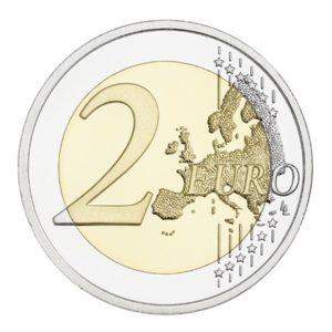2 euro commémorative Finlande 2017 - Nature finlandaise Revers