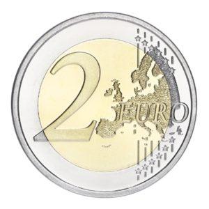 2 euro commemorative coin Finland 2016 - Georg Henrik von Wright Reverse