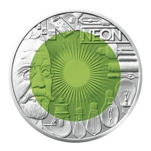 25 euro Autriche 2008 - Fascinante lumière Revers