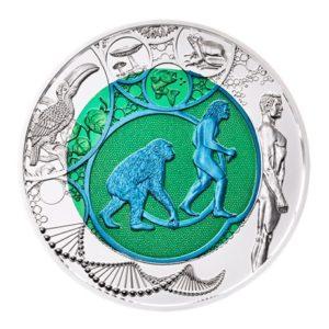 25 euro Autriche 2014 - Evolution Revers