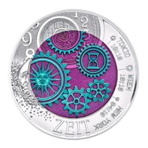 25 euro Autriche 2016 - Temps Revers