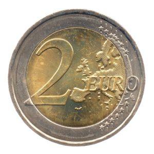 (EUR07.200.2012.COM2.spl.000000001) 2 euro commémorative France 2012 - Abbé Pierre Revers