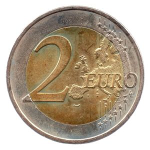 (EUR08.200.2010.COM1.spl.000000001) 2 euro commémorative Grèce 2010 - Marathon Revers (zoom)