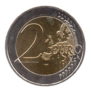 (EUR08.200.2017.COM2.spl.000000001) 2 euro commémorative Grèce 2017 - Site archéologique de Philippes Revers
