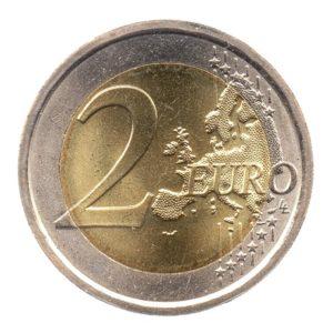 (EUR10.200.2012.COM2.spl.000000001) 2 euro commémorative Italie 2012 - Giovanni Pascoli Revers