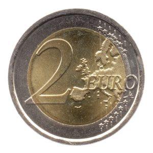 (EUR10.200.2013.COM2.spl.000000001) 2 euro commémorative Italie 2013 - Boccaccio Revers