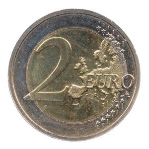 (EUR13.200.2012.COM2.spl.000000001) 2 euro commémorative Malte 2012 - Représentation majoritire 1887 Revers