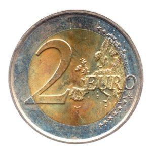 (EUR13.200.2013.COM1.spl.000000001) 2 euro commémorative Malte 2014 - Forces de police Revers