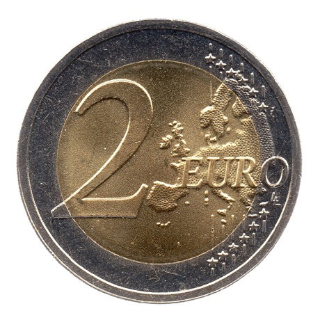 (EUR21.200.2018.COM1.spl.000000001) 2 euro commémorative Lettonie 2018 - Etats baltes Revers
