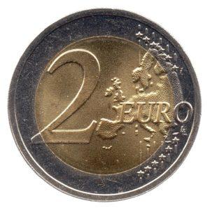 (EUR21.200.2018.COM1.spl.000000001) 2 euro commemorative coin Latvia 2018 - Baltic States Reverse (zoom)