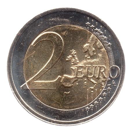 (EUR22.200.2018.COM1.spl.000000001) 2 euro commémorative Lituanie 2018 - Etats baltes Revers
