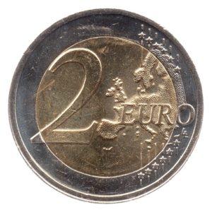 (EUR22.200.2018.COM1.spl.000000001) 2 euro commemorative coin Lithuania 2018 - Baltic States Reverse (zoom)