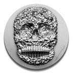 (FMED.Méd.MdP.n.d._2018_.Ag[]CuZn1) Médaille bronze florentin argenté - Very Hungry God Avers