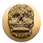 (FMED.Méd.MdP.n.d._2018_.CuZn1) Médaille bronze florentin - Very Hungry God Avers