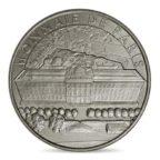 (FMED.Méd.tourist.2018.CuNi1.spl) Jeton touristique - Monnaie de Paris Avers