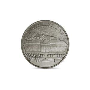 (FMED.Méd.tourist.2018.CuNi1.spl) Tourism token - French Mint Obverse (zoom)