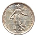 (FMO.5.1960.50.1.sup.000000001) 5 Francs Semeuse 1960 Avers