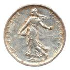 (FMO.5.1960.50.1.sup.000000002) 5 Francs Semeuse 1960 Avers