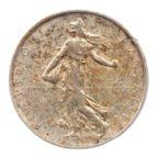 (FMO.5.1964.50.5.ttb.000000001) 5 Francs Semeuse 1964 Avers