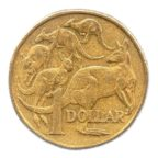 (W017.100.1998.1.ttb.000000001) 1 Dollar Kangourous 1998 Revers