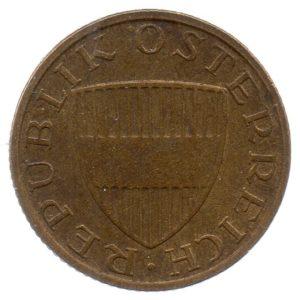 (W018.050.1978.1.ttb.000000001) 50 Groschen Shield 1978 Obverse (zoom)