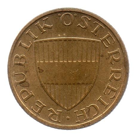 (W018.050.1979.1.ttb+[]sup.000000001) 50 Groschen Ecu 1979 Avers