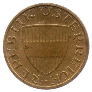 (W018.050.1979.1.ttb+[]sup.000000001) 50 Groschen Shield 1979 Obverse (zoom)