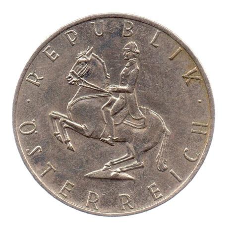 (W018.500.1979.1.ttb+[]sup.000000001) 5 Schilling Cavalier 1979 Avers