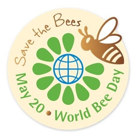 2 euro commémorative Slovénie 2018 - Journée mondiale des abeilles (visuel complémentaire)