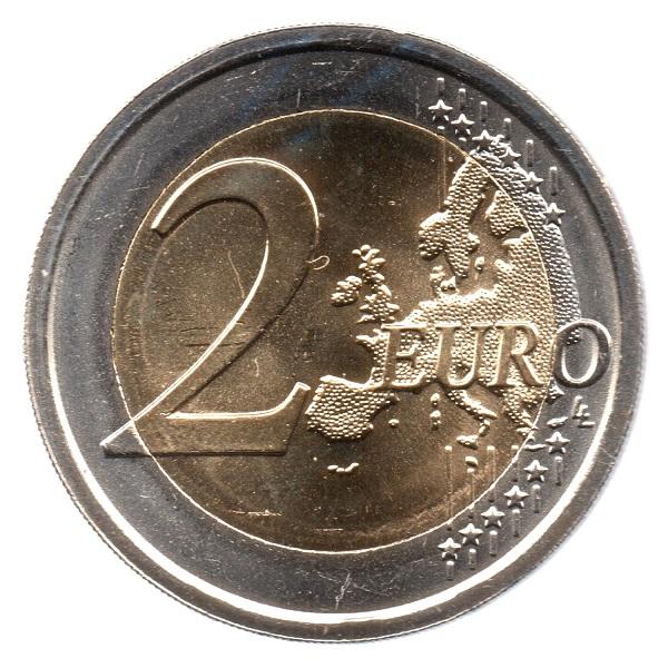 (EUR16.200.2018.COM1.spl.000000001) 2 euro Slovenia 2018 - World Bee Day Reverse (zoom)