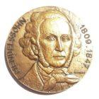 (FMED.Méd.MdP.CuSn105.1.spl.000000001) Médaille bronze - Mendelssohn Avers