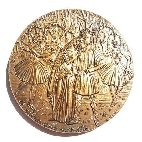 (FMED.Méd.MdP.CuSn105.1.spl.000000001) Médaille bronze - Mendelssohn Revers