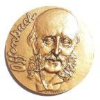 (FMED.Méd.MdP.CuSn118.-1.spl.000000001) Médaille bronze - Offenbach Avers