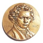 (FMED.Méd.MdP.CuSn14.spl.000000001) Médaille bronze - Beethoven Avers