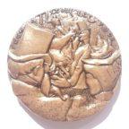 (FMED.Méd.MdP.CuSn159.1.spl.000000001) Médaille bronze - Toulouse Lautrec Revers