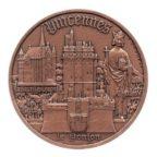 (FMED.Méd.MdP.CuSn24.spl.000000001) Médaille bronze - Château de Vincennes Avers
