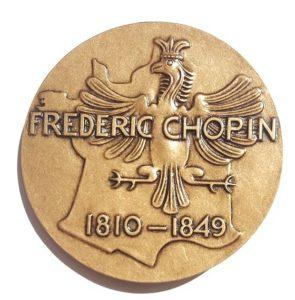 (FMED.Méd.MdP.CuSn54.spl.000000001) Bronze medal - Frédéric Chopin Reverse (zoom)